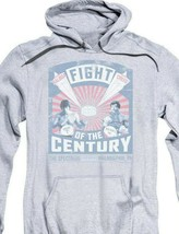 Rocky Fight of the Century Balboa vs Creed Graphic Hoodie Retro 70's 80's MGM357 image 2