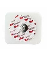 3M 2560 Red Dot Multi-Purpose Monitoring Electrode - Bag of 100 - $16.29