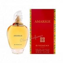 Givenchy Amarige For Women Eau de Toilette Spray 3.3oz 100ml *New in Box... - $58.79
