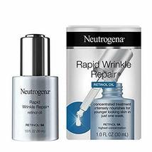 Rapid Wrinkle Repair Concentrated Retinol Oil, Lightweight Anti-wrinkle Serum fo - $18.69