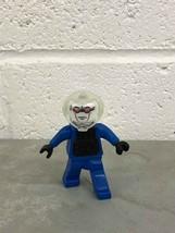 """Fast Food Toy McDonald's Lego Mr. Freeze 3"""" DC Comics 2008 - $1.42"""