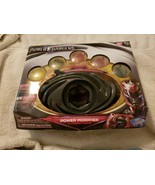 Saban's Power Rangers Movie power Morpher with 5 power Coins Lights Sounds. - $27.71