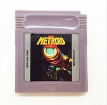METROID II DX GBC Gameboy Color 16bit Cartridge Game Card For Handheld C... - $10.99