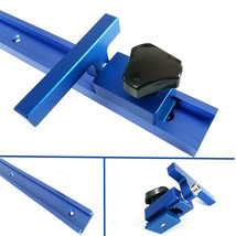 NEW Aluminium T Slot T Track w/ Miter Track Stop 300 800mm Router Table ... - $30.90