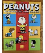 The Peanuts  Illustrated Songbook - $24.24