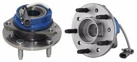 Both (2) LH/RH New Front Wheel Hub and Bearing Assembly CHEVY CLASSIC 2004-2005 - $82.97