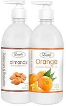 Luster Almonds + Orange Cleansing Milk (Paraben & Sulfate Free)-1000ml - $49.89