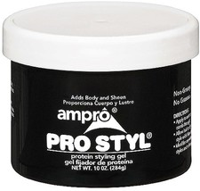 Ampro Pro Styl Protein Styling Gel - Regular Hold 10oz (0405) - $7.03
