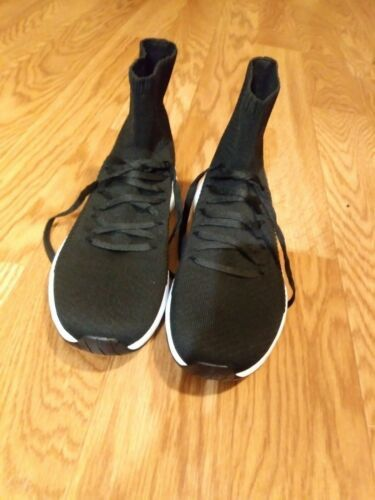 Women's Air Cooled Memory Formed SKECHERS  Top Lace up Athletic Shoes, BLACK  9