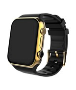 Smart Watch For iPhone & Android Bluetooth 16GB 1.5 Inch Touch Screen Go... - $126.06