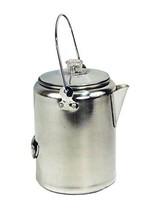 Texsport Aluminum 20 Cup Percolator Camp Camping Coffee Tea Pot - $19.02