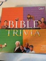Brand New! Cadaco Family Bible Trivia Board Game 2003 Factory Sealed - $37.56