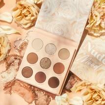 Colourpop Nude Mood Pressed Powder Eyeshadow Palette 9 Pan New - $16.99