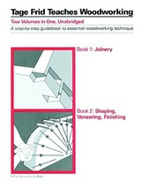 Tage Frid Teaches Woodworking, Book 2: Shaping, Veneering, Finishing (Bk... - $16.68