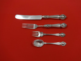 Cedric by International Plate Silverplate Dinner Size Place Setting(s) 4pc - $68.31