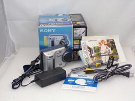 Sony FD Mavica MVCFD100 1.2 Mega Pixel Digital Point & Shoot Digital Camera - $58.40