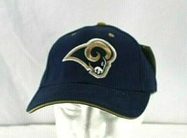 Los Angeles Rams  Blue  NFL Baseball Cap Adjustable - $24.99