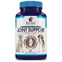 All Natural Joint Supplement for Dogs, Arthritis Pain Relief for Dogs 60... - $96.99