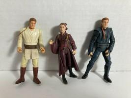 Star Wars Padme plus Anakin x2 - $10.00