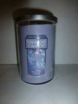 Yankee Candle HOLIDAY LIGHTS 2 Wick Tumbler Candle New 22 oz - $29.69