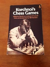 Korchnoi's Chess Games - Paperback Book - $24.95