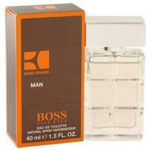 Boss Orange by Hugo Boss Eau De Toilette Spray 1.4 oz (Men) - $28.62