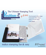The Position It 2 The Ultimate Stamping Tool by Ecstasy Crafts, ECP001 - $39.06