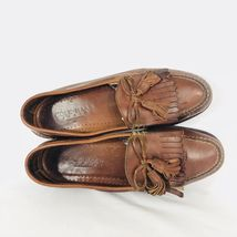 Leather Dress Cole Loafers Tassel Country 5 Brown 10 Mens D Shoes Haan Kiltie Sz qAx8BYq