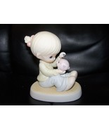 """1995 Precious Moments """"You Can Always Count On Me""""Easter Seals Special I... - $36.96"""