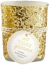 """Kate Aspen """"All That Glitters"""" Gold Votive/Tealight Holder - $12.15"""
