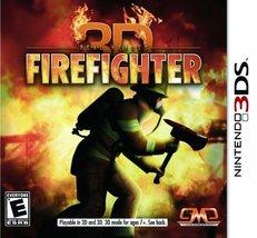 Firefighter 3D - Nintendo 3DS [video game] - $8.98