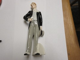 Porcelaine Figurine , Goebel , W Germany , Antique ,Vintage , Man In Tux... - $49.50
