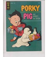 Porky Pig #2 FN spoofy the spook - silver age gold key comics - second p... - $17.99