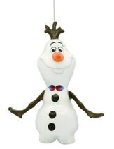 Hallmark Disney Frozen Olaf Decoupage Irrompible Árbol de Navidad Ornamento Nwt