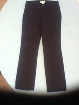 Girls-Size 12-Cherokee-pants/uniform - black slim fit pants-Great for sc... - $10.25