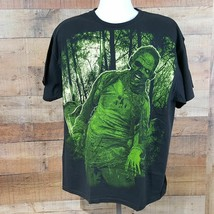 Delta Pro-Weight Graphic T-shirt Men's Size XL Zombie Black TN18 - $10.39