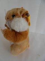 Steiff hamster Goldi button flag  Germany 1820 - $37.99