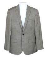 J Crew Men's Gray Ludlow Slim-Fit Suit Jacket in Italian Wool 40S G1109 - $165.59