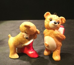 Hallmark Handcrafted Ornaments AA-191774C Collectible ( 2 pieces ) - $39.95