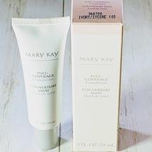 Mary Kay Full Coverage Foundation Ivory 105 - $18.00