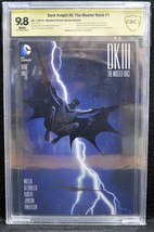 Dark Knight III: The Master Race (DC, 2016) CBCS 9.8 - $198.00