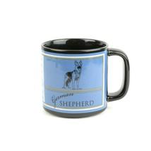 German Shepherd Dog Coffee Mug - Russ & Berrie Co 20773 GSD - $10.88