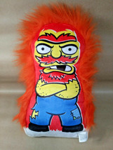 "The Simpsons Groundskeeper Willie Plush Pillow Doll Universal Studios 14"" Willy - $9.50"