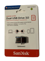 SanDisk Ultra Dual 32 GB Android Phone USB Flash Drive - $19.79