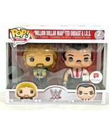 """Funko POP! WWE 2 Pack IRS and """"Million Dollar Man"""" Ted Dibiase Collectib... - $9.49"""