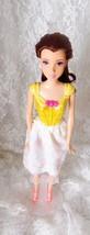 """Mattel 2012 Disney Beauty & The Beast Belle 11 1/2"""" doll #31531 - Handma... - $8.59"""