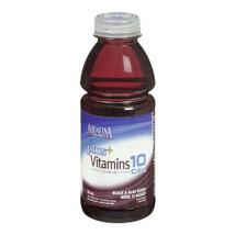 Aquafina Plus Black & Blueberry - 5 Bottles----Each Bottle Is 1 X(591ML) - $27.06