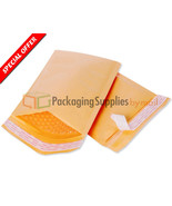 """10.5"""" x 16"""" (#5) Kraft Bubble Padded Envelopes Shipping Mailing Bags 180... - $461.49"""