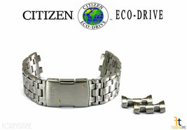Citizen Eco-Drive BL5400-52A Stainless Steel Watch Band BL5400-52E BL5400-52L - $184.95