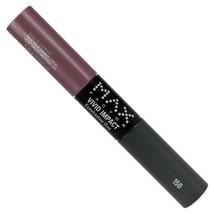 2PK Max Factor Vivid Impact Eyeshadow Duo 150 Smokin Rose - $12.08